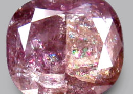 0.62 ct Pink Diamond on gemrockauctions