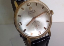 Is this vintage Omega Seamaster on Catawiki.com genuine or fake?
