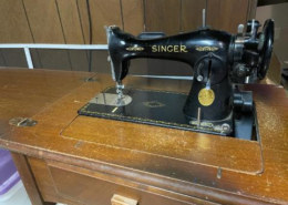 Old Singer sewing machine….any value?
